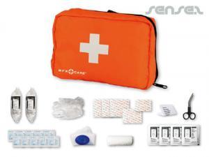 Familie Erste Hilfe-Sets