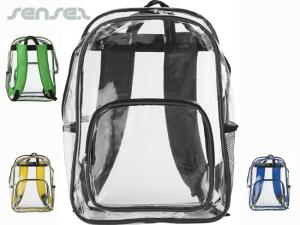 Transparent Backpacks