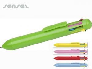 Eight Colour Pens