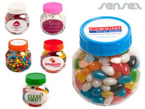 Large Lolly Jars