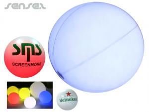 LED Crowdball Inflatable Beachball (100cm)