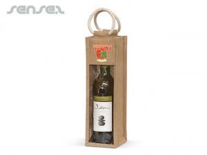 Enviro Jute Wine Bags