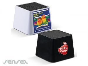 Cube Bluetooth Speakers