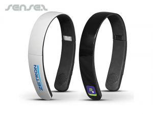 Futuristic Bluetooth Kopfhörer