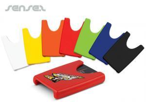 Pocket or Desk Business Card Holders