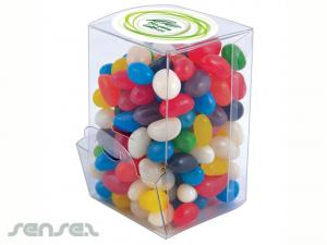 Mini Jelly Bean Dispensers
