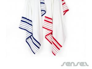 Nautic Stripe Beach Towels