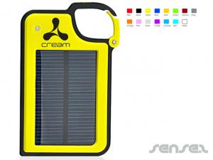 Emergency Solar Chargers