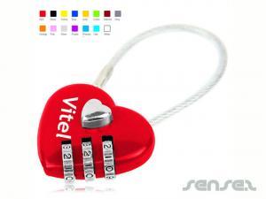 Heart Shaped Locks