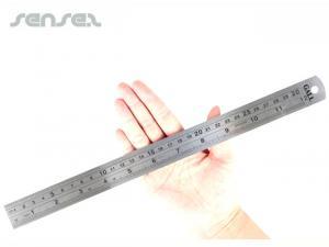 Edelstahl Lineale (30cm)