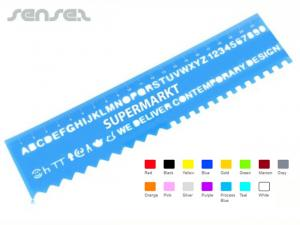 20cm Stencil Ruler