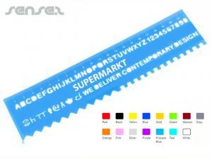 20cm Stencil Rulers
