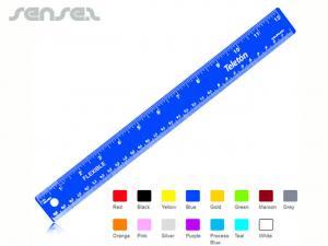 Farbige Stahllineale (30cm)