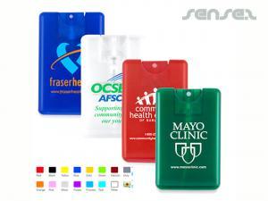 Pocket Hand Sanitising Sprays