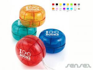 Bouncing YoYos
