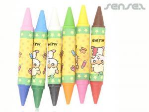 Doppelseitige Crayon Sets