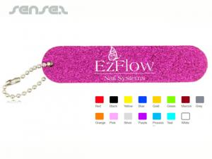 Nail File Keychains