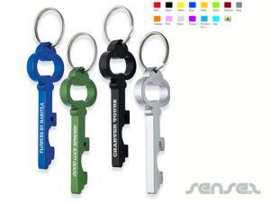 Key Shaped Bottle Openers
