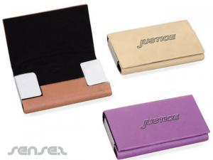 Colourful Business Card Holders
