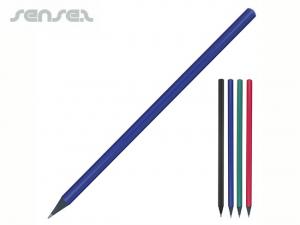 Slick Black Wood Bleistifte