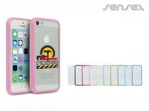 TPU Gel-Edge-Phone Covers (iPhone 5 & 6, Samsung)