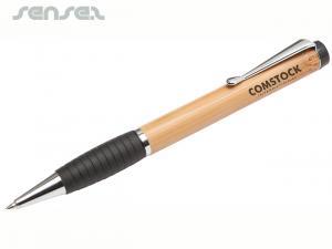 Bamboo Gripper Pens